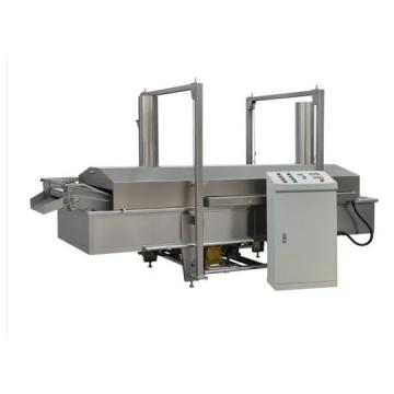 2019 Stainless Stee Fried Crispy Rice Chips Snacks Food Making Processing Machine and Production Line