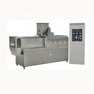 Crispy Chip Fried Flour Food Extruder Making Machine