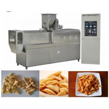 Automatic doritos chips /crispy fried nacho chips making machines