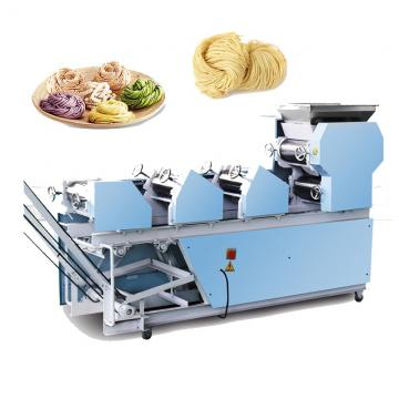 China industrial dry pasta noodle making machine factory price noodle plant machinery