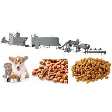 High Grade Pet Food Extruder Machine 500-600kg / Hr 150KW Siemens Motor
