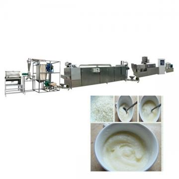 Automatic Instant Porridge Baby Food Making Machinery