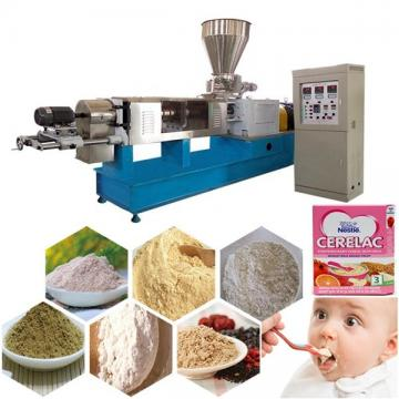 High capacity Nutritional Food Extruder Machine / baby food making machine