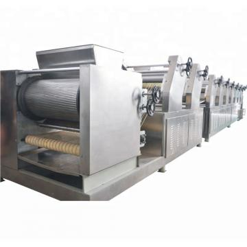 Pasta manufacturing machine korean instant noodle making machine