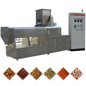 Automatic Organic pet food pellet making machine Fish Feed Pellet Extruder Machine pet food extruder