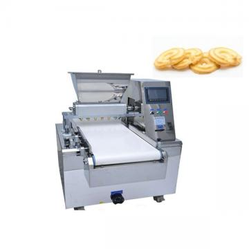 PLC Controlled Automatic Biscuit Soft and Hard Baking Machinery Line