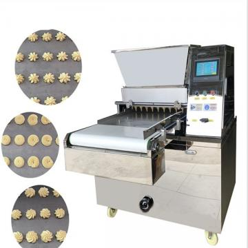 PLC Screen Touch biscuit production line/full automatic cookies making machine
