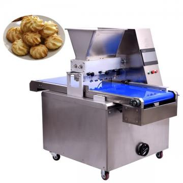 PLC Control Cereal Production Line , Mini Biscuit Making Machine