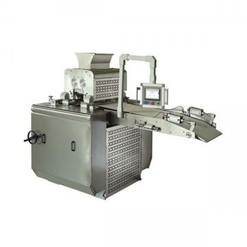 Automatic PLC Cookie Depositor Machine Industrial Biscuit Snack Machine Complete Bakery Equipment Line Biscuit Making