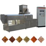 Double Screw Fish Feed Pellet Mill , Floating Fish Feed Extruder Machine