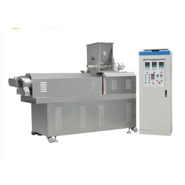 Industry Fried Wheat Flour Snack Making Machine / Crispy Chips / Bugles / Rice Crust Process Line #3 image