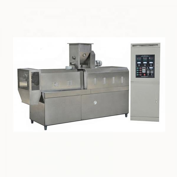 Industry Fried Wheat Flour Snack Making Machine / Crispy Chips / Bugles / Rice Crust Process Line #2 image