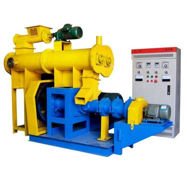 High quality fish feed pellet extruder processing line #1 image