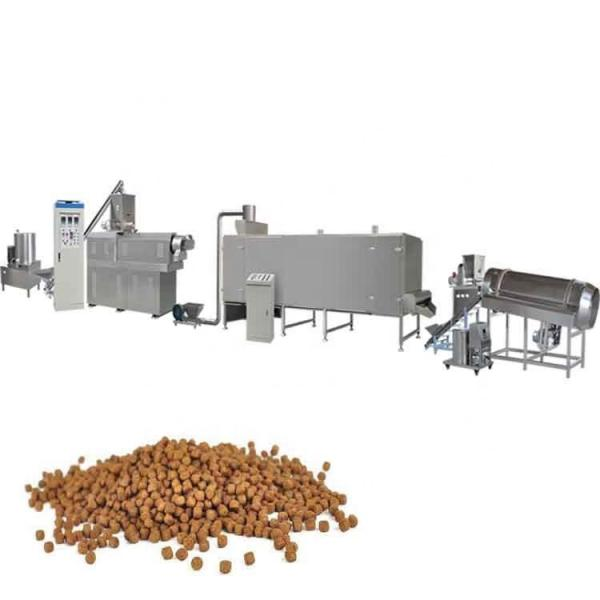 High quality fish feed pellet extruder processing line #3 image